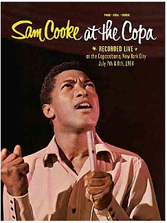 Sam Cooke At The Copa Books | Piano and Voice with Guitar chord boxes