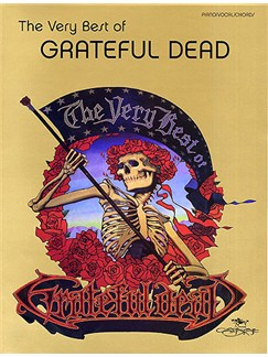 The Very Best Of Grateful Dead (PVG) Books | Piano, Vocal & Guitar (with Chord Boxes)