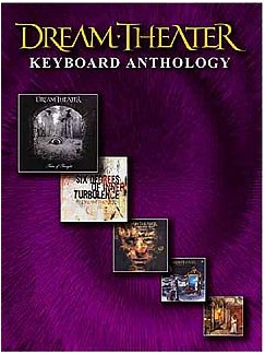 Dream Theater: Keyboard Anthology Books | Keyboard, Vocal & Guitar (with Chord Symbols)
