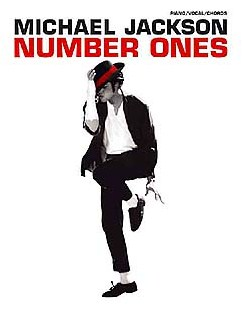 Michael Jackson: Number Ones Books | Piano, Vocal & Guitar (with Chord Boxes)