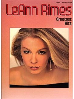 LeAnn Rimes: The Best Of PVG Books | Piano, Vocal & Guitar
