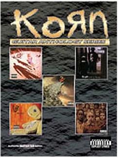 Korn Books   Guitar Tab, Electric Guitar
