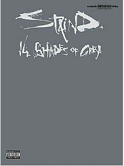Staind: 14 Shades Of Grey Books | Guitar Tab
