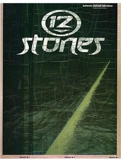 12 Stones: 12 Stones Books | Guitar Tab