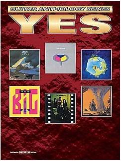 Yes: Guitar Anthology TAB Books | Guitar Tab