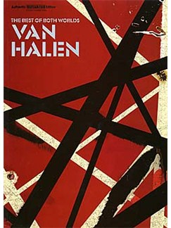 Van Halen: The Best Of Both Worlds Books | Guitar Tab