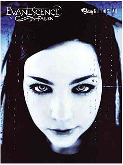 Evanescence: Fallen (Easy Guitar Tab) Books | Guitar Tab