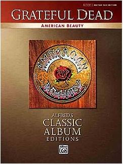 Grateful Dead: American Beauty Books | Guitar Tab