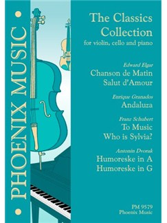 The Classics Collection - Piano Trio Books | Piano Chamber, Cello, Violin