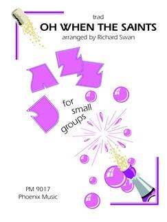 Oh When The Saints (Score And Parts) Books | Ensemble