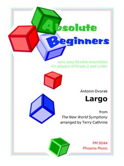 Antonin Dvorak: Largo From The New World Symphony (Flexible Ensemble) Books | Flexible Ensemble