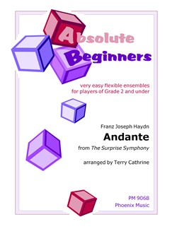 Franz Joseph Haydn: Andante (Surprise Symphony) - Flexible Ensemble Books | Ensemble