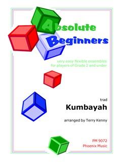 Kumbayah (Ensemble) Books | Ensemble
