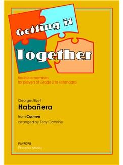 Georges Bizet: Habanera (Ensemble) Books | Ensemble