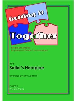 Sailor's Hornpipe (Ensemble) Books | Flexible Ensemble