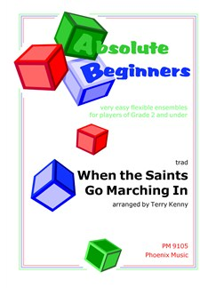 When The Saints Go Marching In (Ensemble) Books | Ensemble