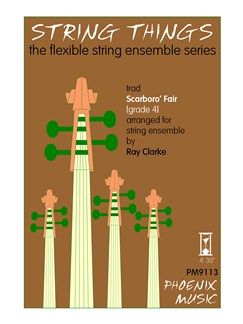 Scarboro' Fair (String Ensemble) Books | String Ensemble