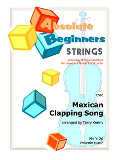 Mexican Clapping Song (String Ensemble) Books | String Ensemble