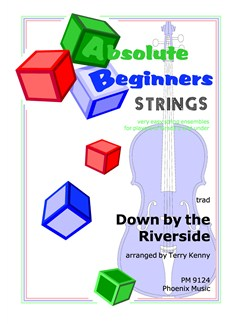 Down By The Riverside (String Ensemble) Books | String Ensemble