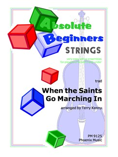 When The Saints Go Marching In (String Ensemble) Books | String Ensemble
