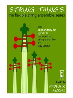 Londonderry Air (String Ensemble) Books | Ensemble, Piano Accompaniment