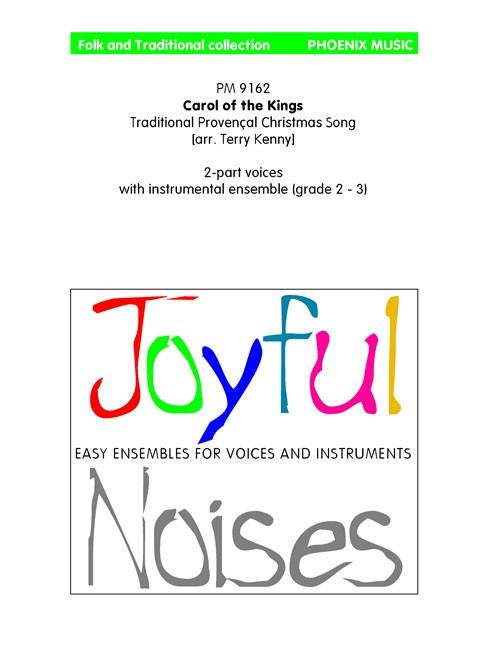 e2fece161e30 Carol Of The Kings (Ensemble And Voices) - Ensemble Sheet Music ...