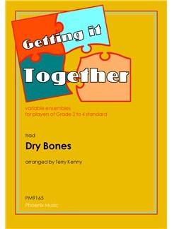 Dry Bones (Score And Parts) Books | Ensemble