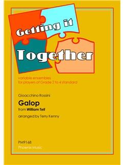 Gioacchino Rossini: Galop (William Tell) (Ensemble) Books | Ensemble
