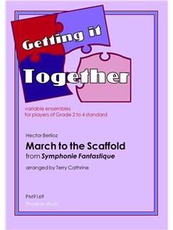 Hector Berlioz: Symphonie Fantastique (Ensemble) Books | Ensemble