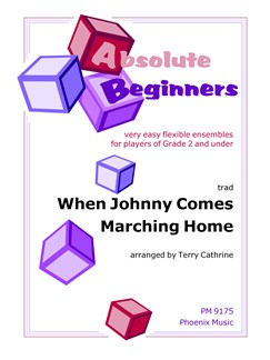 When Johnny Comes Marching Home (Ensemble) Books | Ensemble