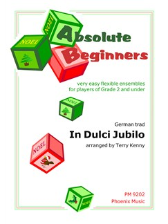 Absolute Beginners: In Dulci Jubilo (Ensemble) Books | Ensemble