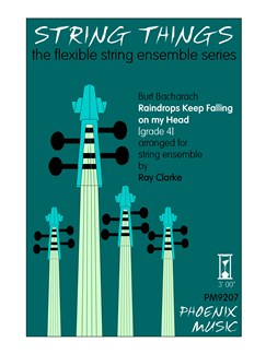 Burt Bacharach: Raindrops Keep Falling On My Head (String Ensemble) Books | String Ensemble