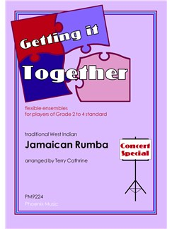 Jamaican Rumba (Ensemble) Books | Ensemble