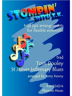 St. James Infirmary Blues And Tom Dooley (Ensemble) Books | Ensemble