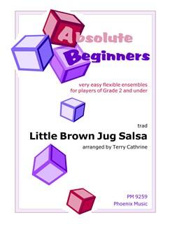 Little Brown Jug Salsa (Ensemble) Books | Ensemble