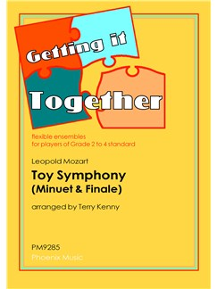 Leopold Mozart: Toy Symphony (Ensemble) Books | Ensemble