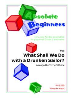 What Shall We Do With A Drunken Sailor (Ensemble) Books | Ensemble