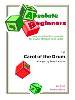 Carol Of The Drum (Four Part Ensemble) Books | Ensemble