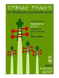 Luigi Boccherini: Minuet And Trio (Ensemble) Books | String Ensemble