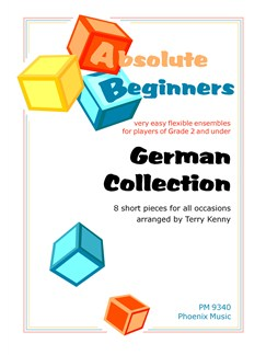 Absolute Beginners: German Collection (Ensemble) Books | Ensemble