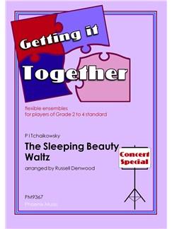 Pyotr Ilyich Tchaikovsky: Sleeping Beauty Waltz (Ensemble) Books | Ensemble