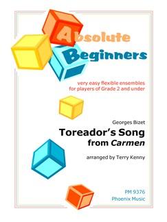 Georges Bizet: Toreador's March (Carmen) (Ensemble) Books   Ensemble