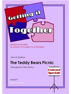 John W. Bratton: Teddy Bears Picnic (Flexible Ensemble) Books | Flexible Ensemble