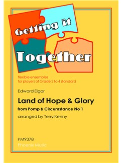 Edward Elgar: Land Of Hope And Glory (Pomp And Circumstance) (Ensemble) Books | Ensemble