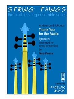 ABBA: Thank You For The Music (String Ensemble) Books | String Ensemble