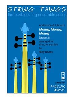 ABBA: Money Money Money (String Ensemble) Books | String Ensemble