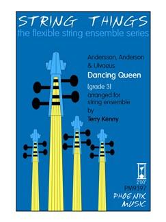 ABBA: Dancing Queen (String Ensemble) Books | String Ensemble