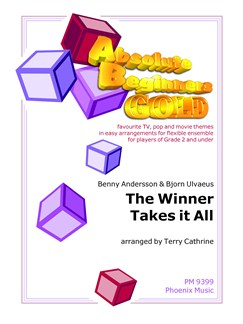 ABBA: The Winner Takes It All (Ensemble) Books | Ensemble