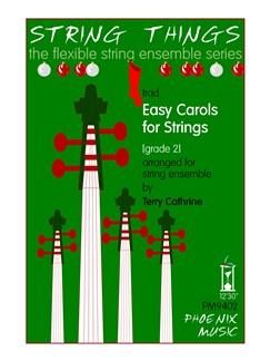 Easy Carols For Strings (Flexible String Ensemble) Books | String Ensemble