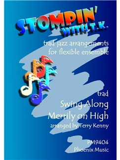 Swing Along Merrily On High (Ensemble) Books | Ensemble